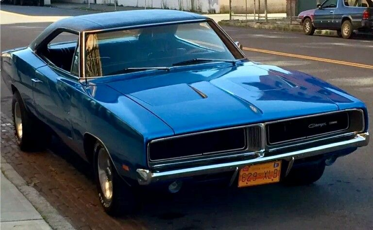 69 Dodge Charger