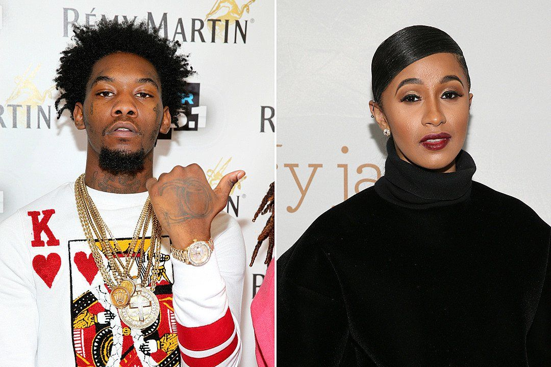 Is Offset's Latest Cardi B Tattoo His Way Of Preventing