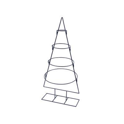 BIDKhome Ornament Hanger Tree Size:
