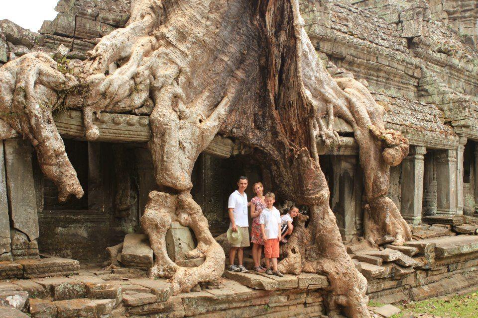 Cambodia and Vietnam - Charlie Walker