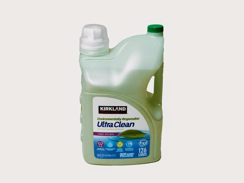 Kirkland Signature Environmentally Responsible Ultra Clean Liquid