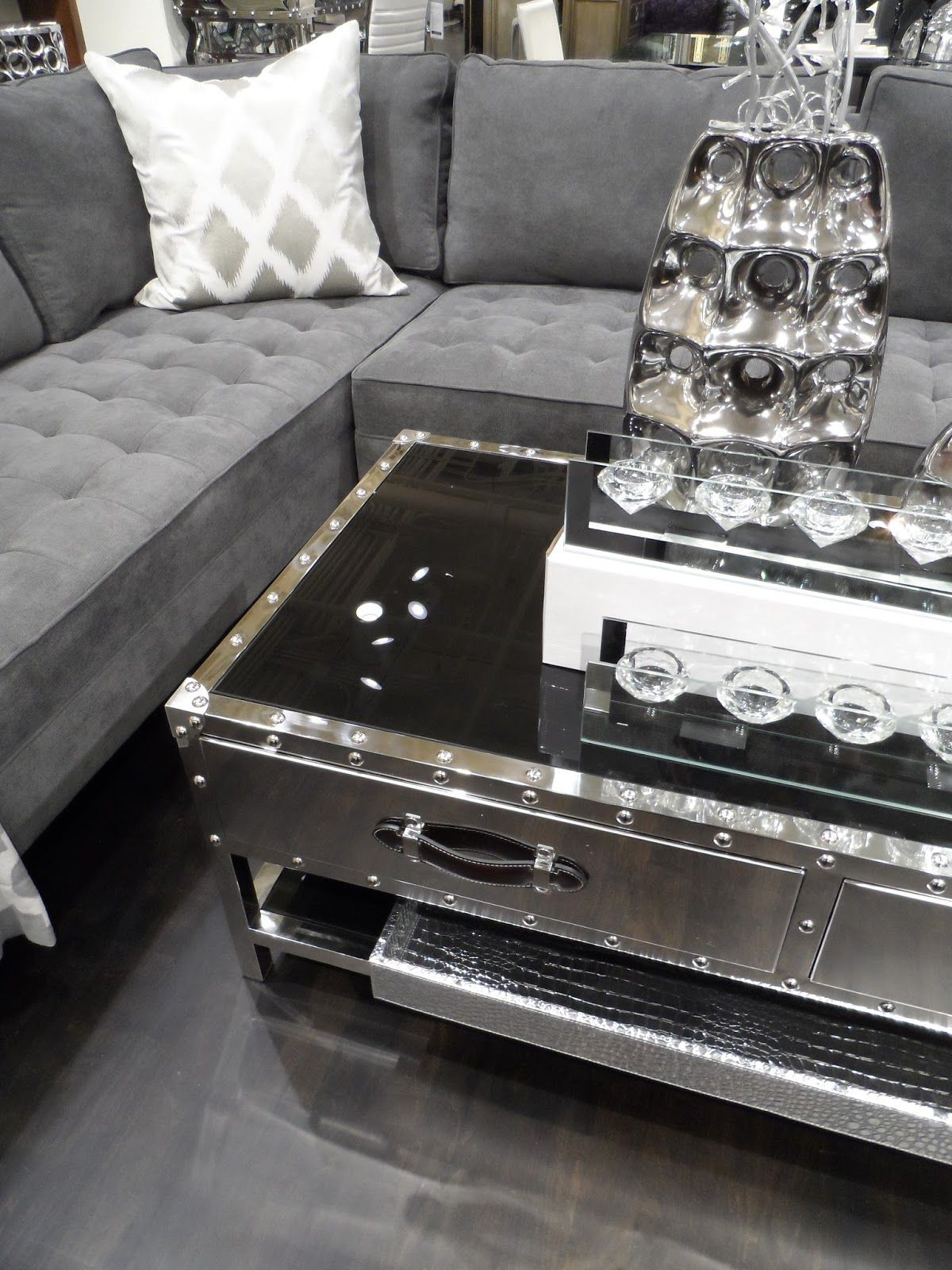 Z gallerie scottsdale reopening store tour his u her palace