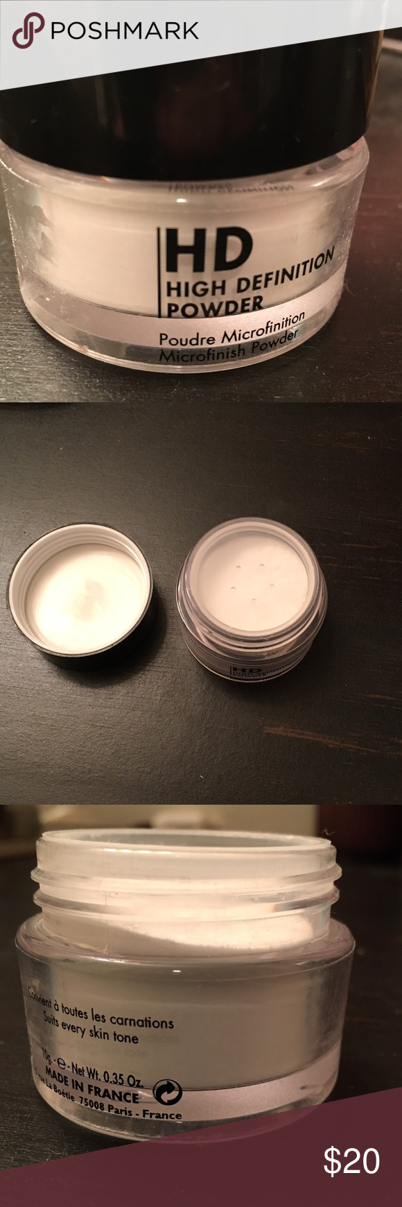 Makeup forever hd setting powder. (Offers