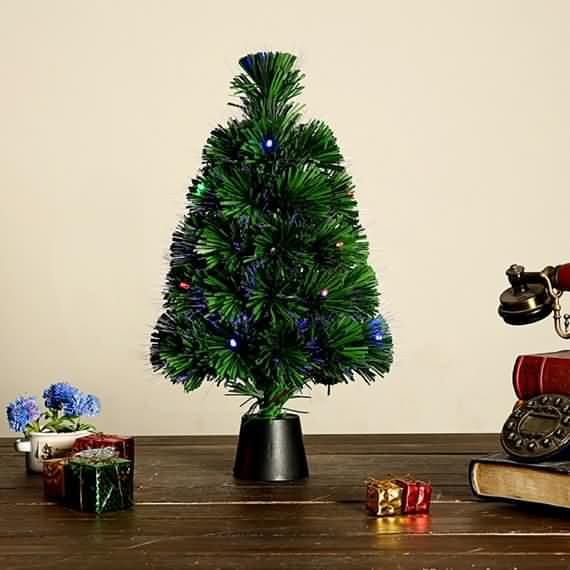 FASCINATING TABLETOP CHRISTMAS TREES - 4 UR Break you can find all - how to decorate a small christmas tree