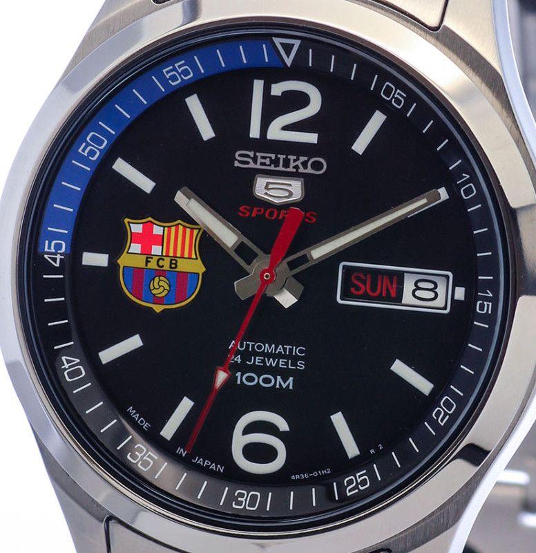 Seiko FC Barcelona SRP 301J
