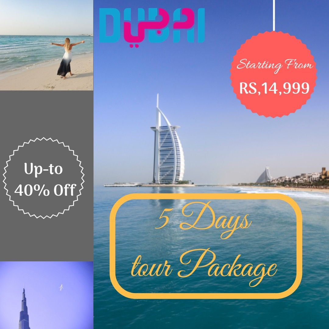 Upto 40 on Duabi holiday package in 2019  Dubai