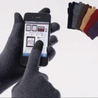 I phone gloves, by Muji