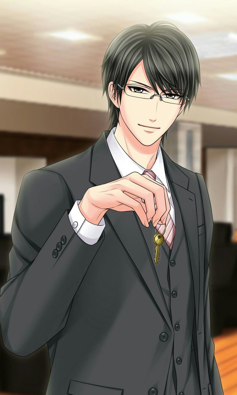 I picked him of course otome game 39 s anime anime guys - Anime gamer boy ...