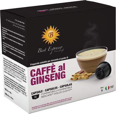 Cafe Al Ginseng Preparado De Cafe Con Ginseng Compatibles Con