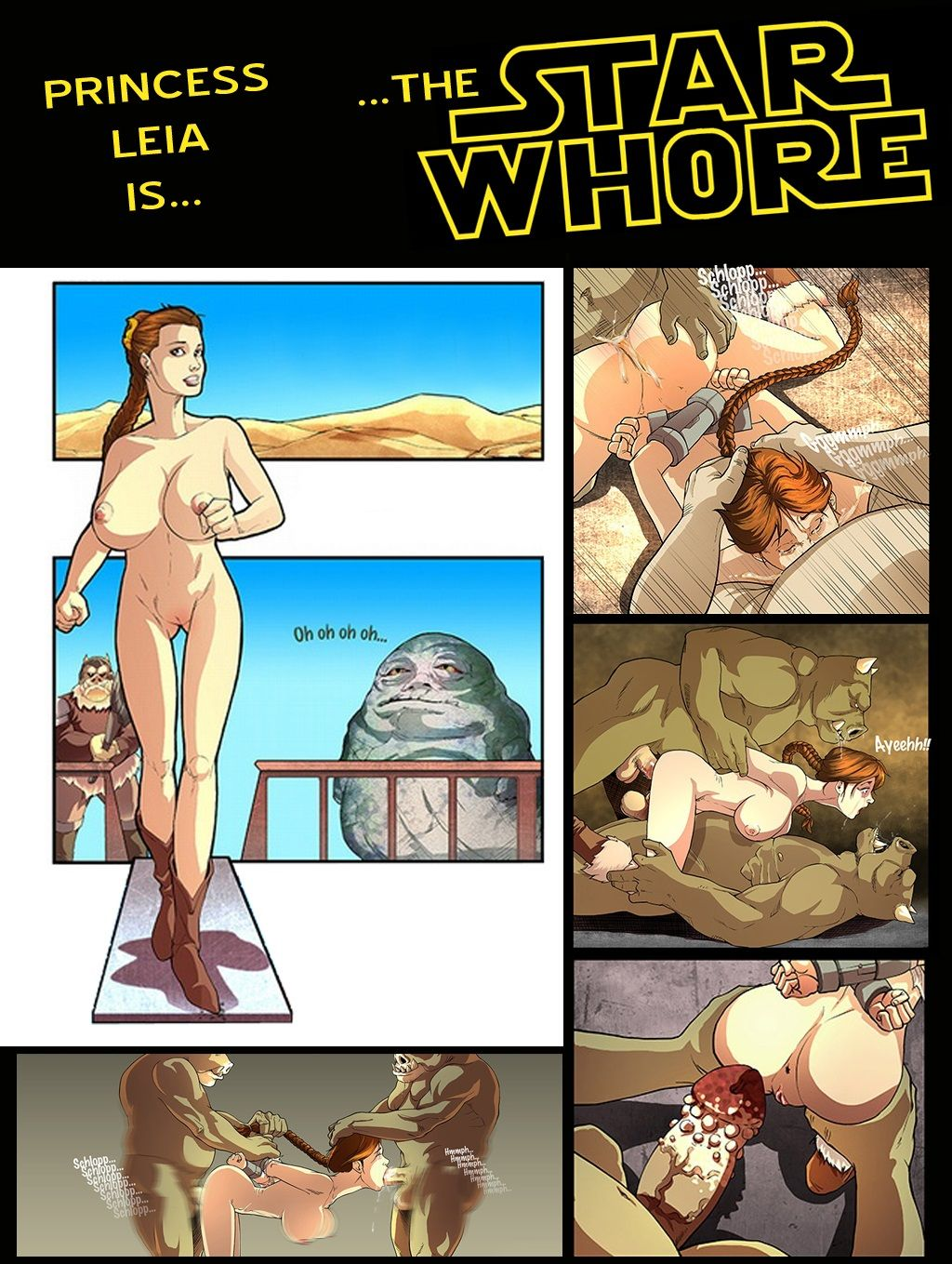 star wars hentai game