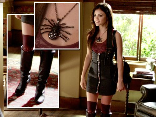 Pretty Little Liars Aria Dresses Prom Mafia Blog Archive