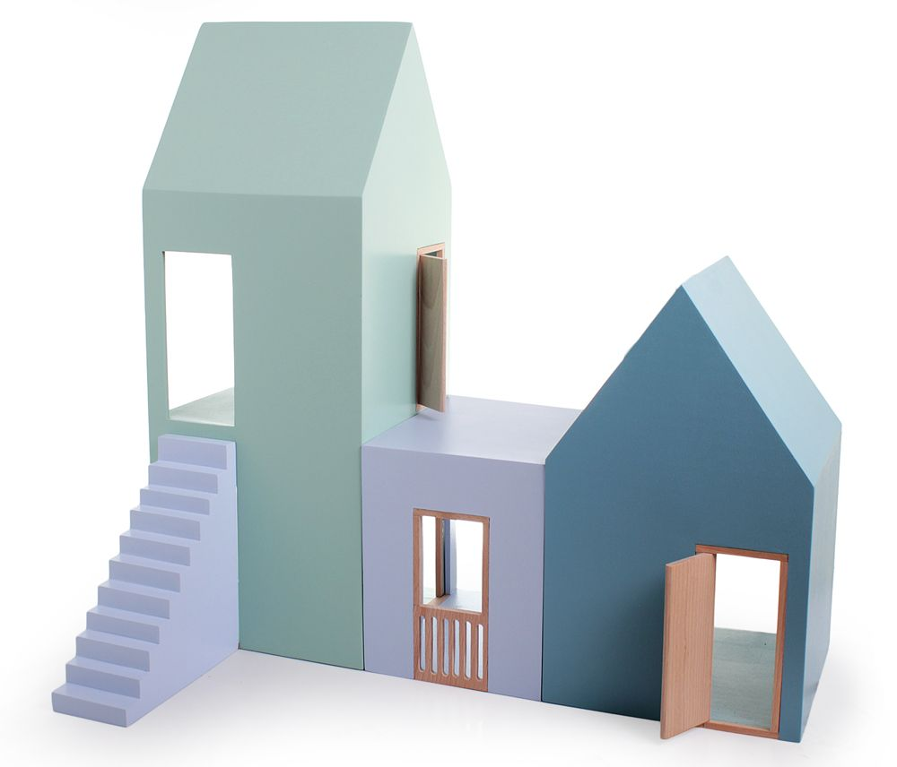 Tower House Dollhouses