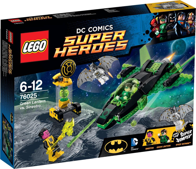Lego Super Heroes, Vihreä Lyhty vastaan Sinestro