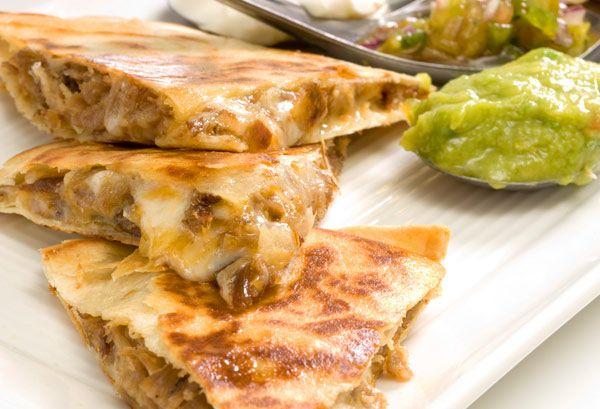 Hiland Dairy | Recipes | Chicken | Chicken And Cheese Quesadilla YUM!!!!! #HilandDairy