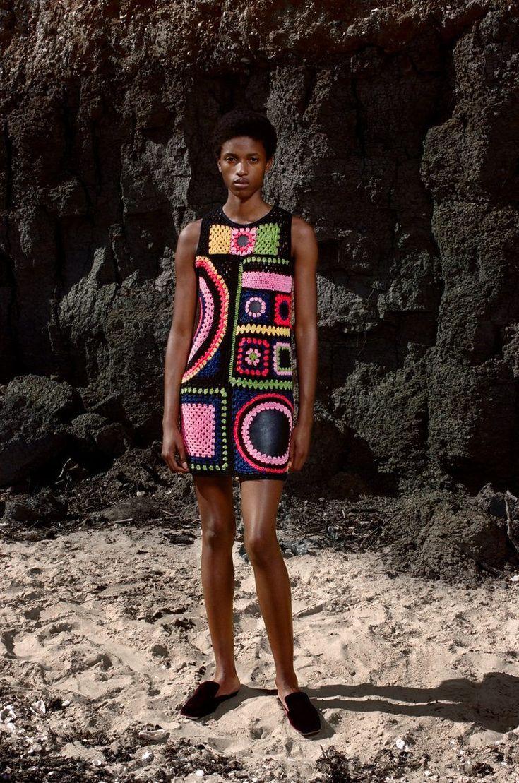 Katie Jones Crochet Fashion For The New Year
