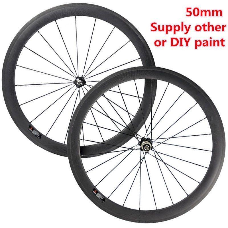 24mm Clincher 23mm 700c road bike carbon wheel with basalt brake surface A271SB