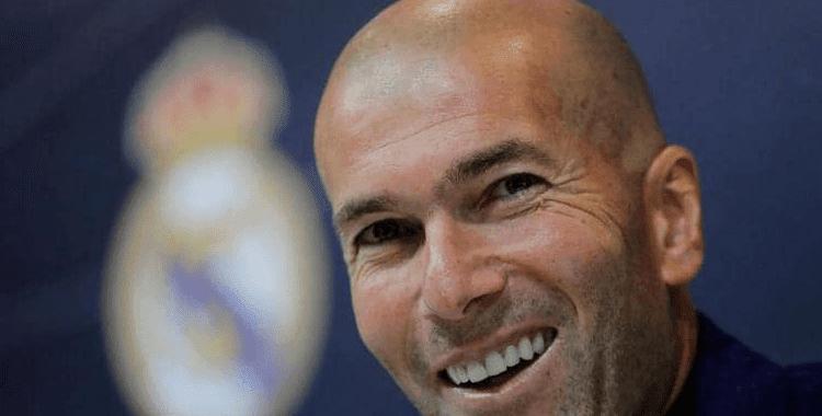 زيدان يلمح إلى إمكانية مغادرة ريال مدريد Sports