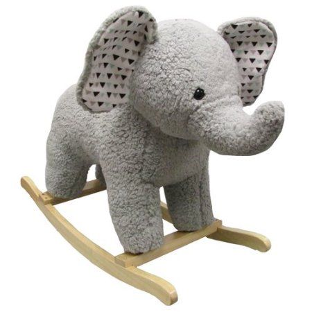 Free Shipping Buy Kids Preferred Large Elephant Rocker At