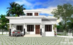 Kerala Home Design Whatsapp Group With Two Storeys House Plans With Modern Minimalist House Des Kerala House Design Bungalow House Plans House Designs Exterior