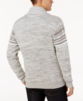 bf0b814aa American Rag Men s Southwest Cardigan Sweater