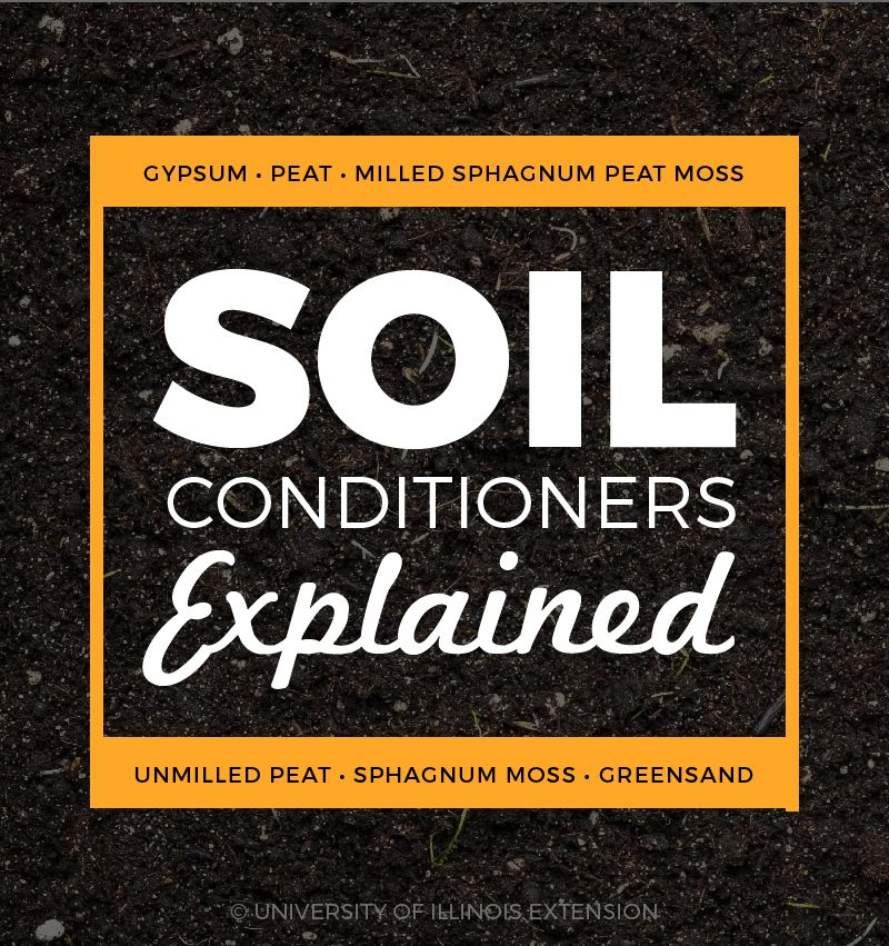 Soil Conditioners Explained (including gypsum, greensand