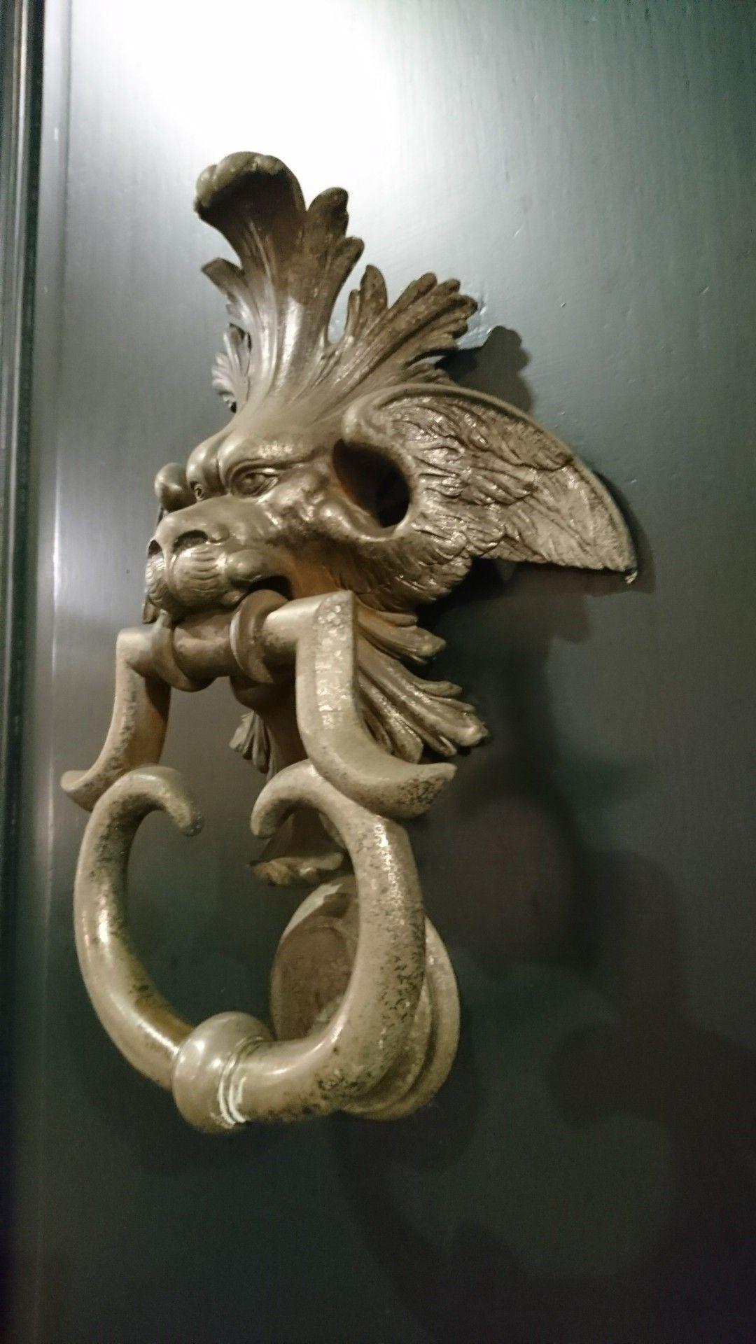 Pin On Door Knocker