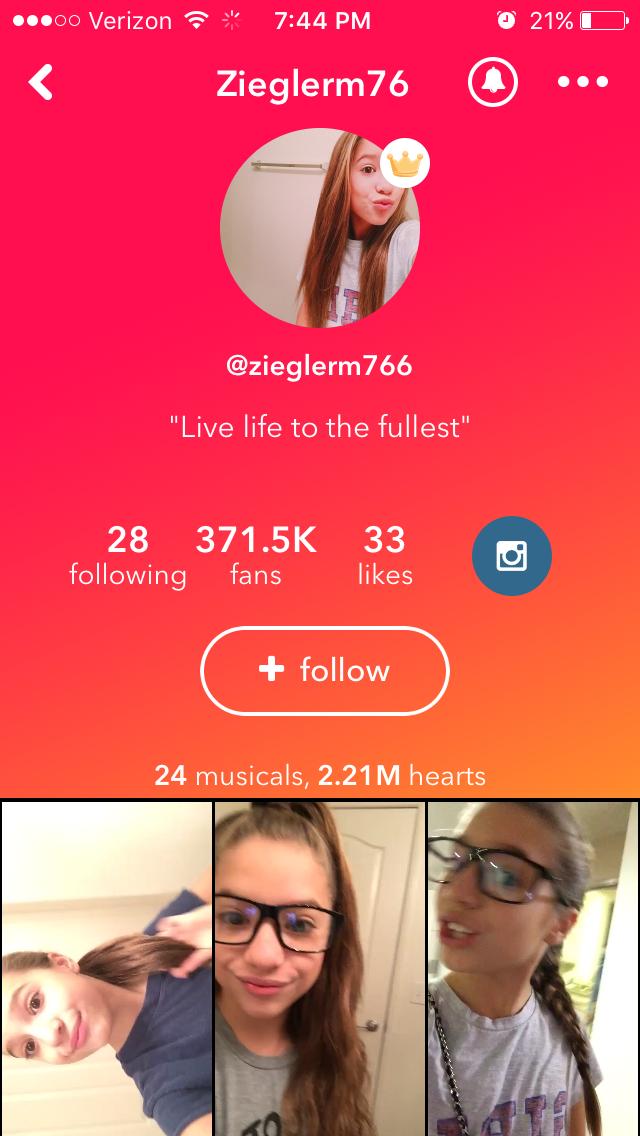 Cute Usernames For Musically : usernames, musically, Follow, Mackenzie, Ziegler, Musical.ly, Dance, Maddie,, Facts,, Girls