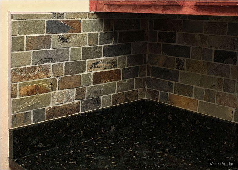 Uba Tuba Backsplash Ideas Part - 38: Ubatuba-granite-slate-brown-rusty-backsplash-tile-kitchen-
