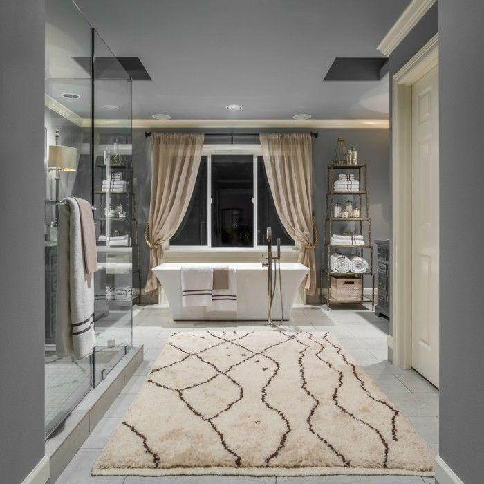 weicher teppich fürs badezimmer Einrichtungsideen Pinterest - bilder fürs badezimmer
