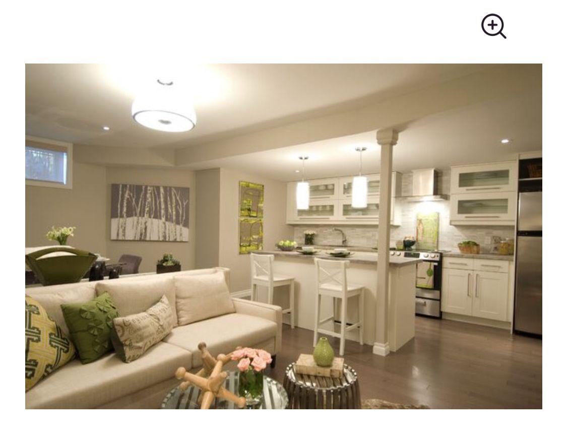 Kitchen Reno Must Have By Amanda Eckert Small Basement