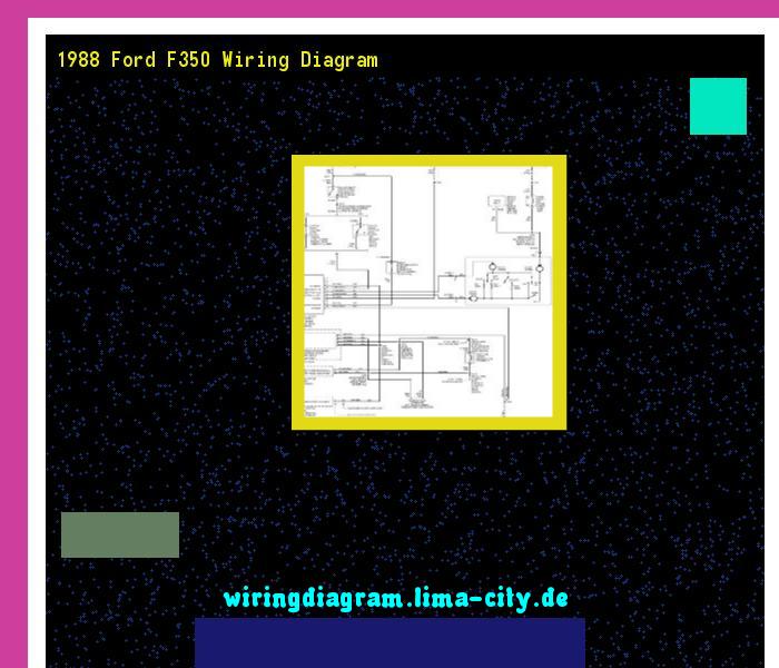 1988 Ford F350 Wiring Diagram Wiring Diagram 17567 Amazing Wiring Diagram Collection Ford F350 Ford Trucks F350