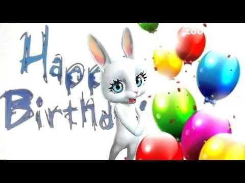 Zoobe Hase Alles Gute Zum Geburtstag Jahre Sind Youtube