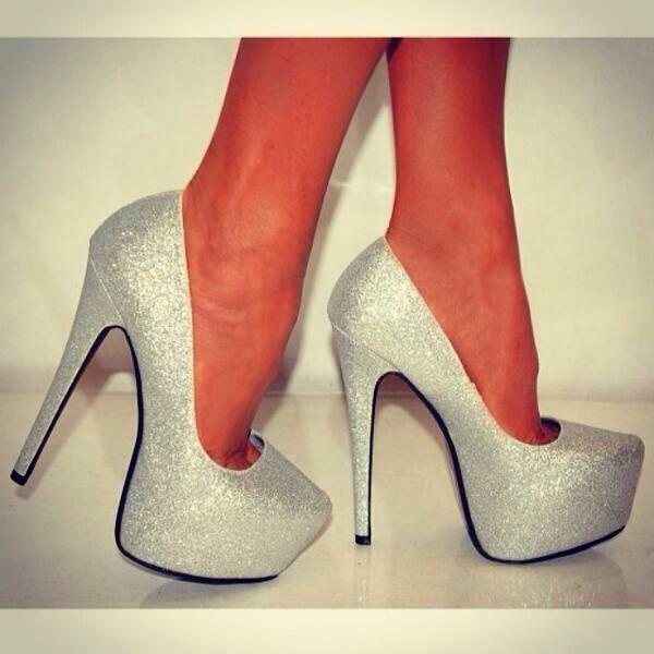 Glitter shoes ❤️❤️❤️