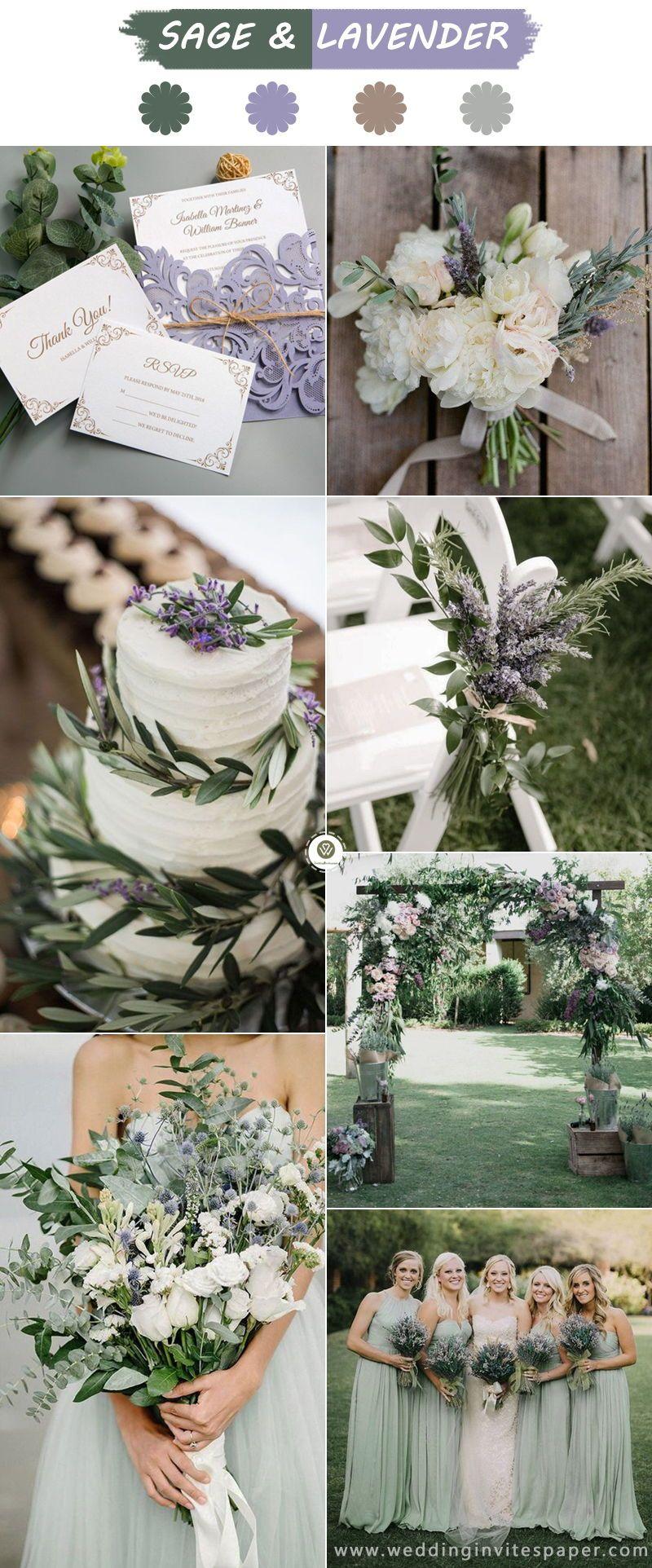 15+ Sage green wedding colours info