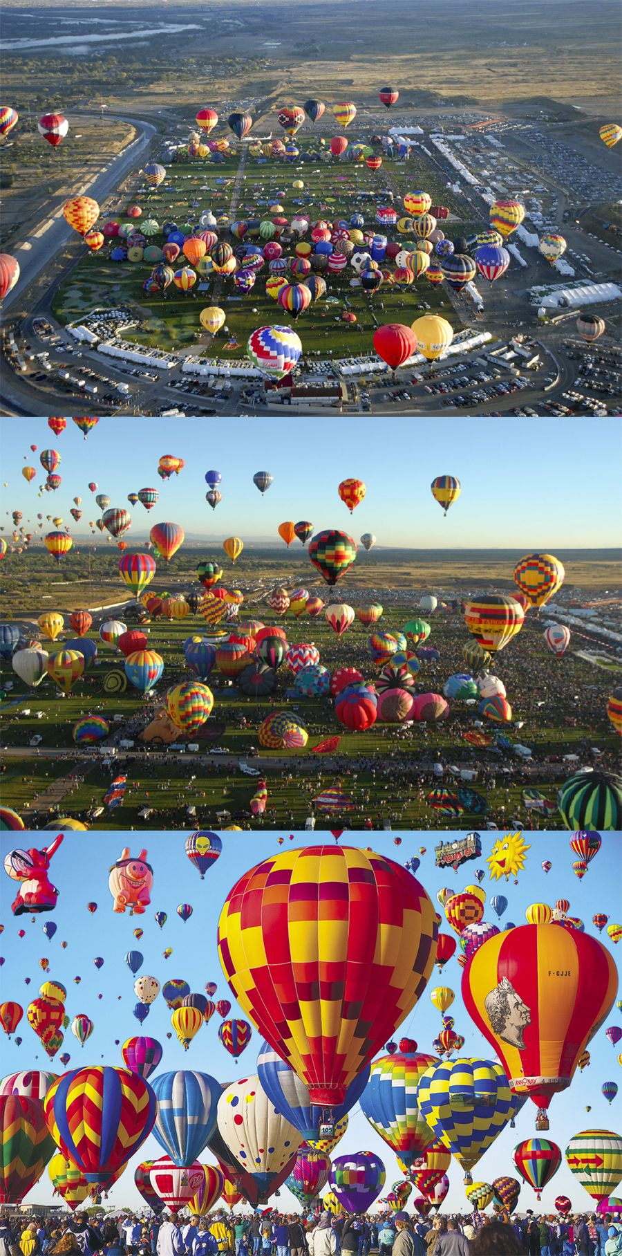 Albuquerque International Balloon Festival (With images