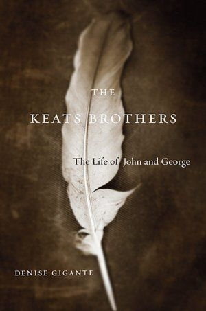 Keats Brothers- want to read!
