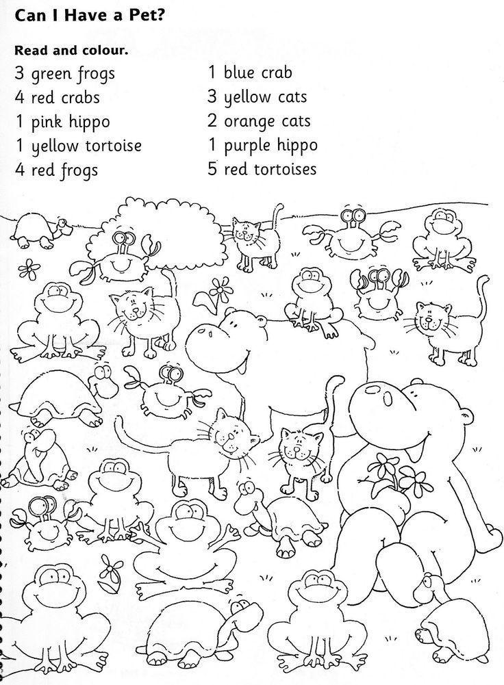 Printable 1st Grade Worksheets English worksheets for