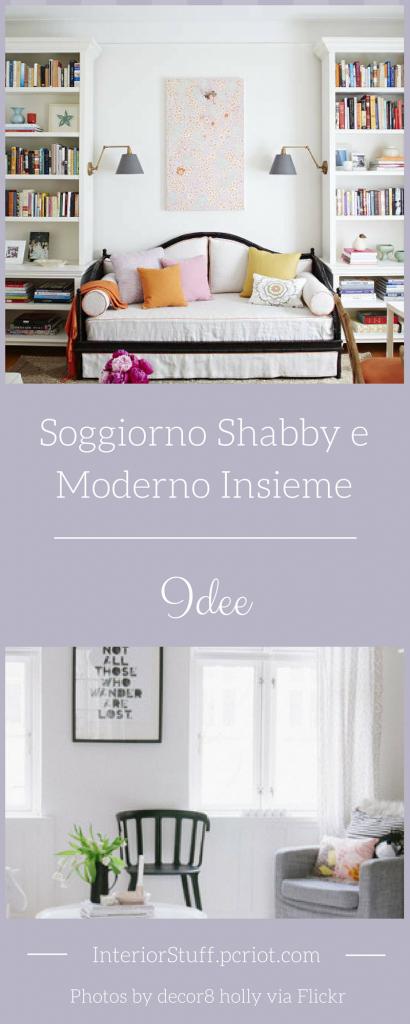 Shabby Chic E Moderno.Idee Per Un Soggiorno Shabby E Moderno Insieme Shabby