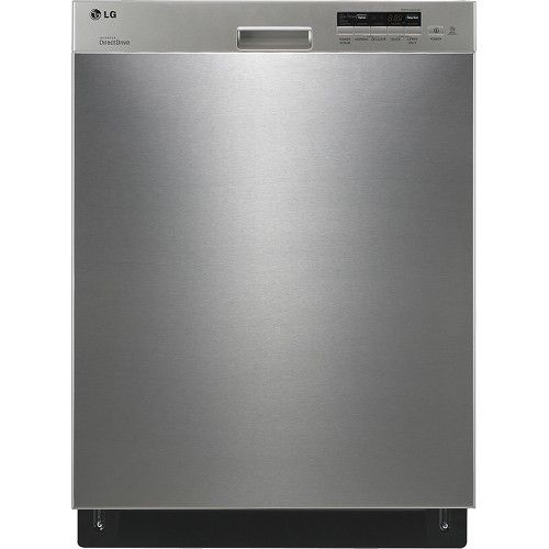 Best Buy Lg 24 Tall Tub Built In Dishwasher With Stainless Steel Tub Stainless Steel Lds5040st Steel Tub Built In Dishwasher Integrated Dishwasher
