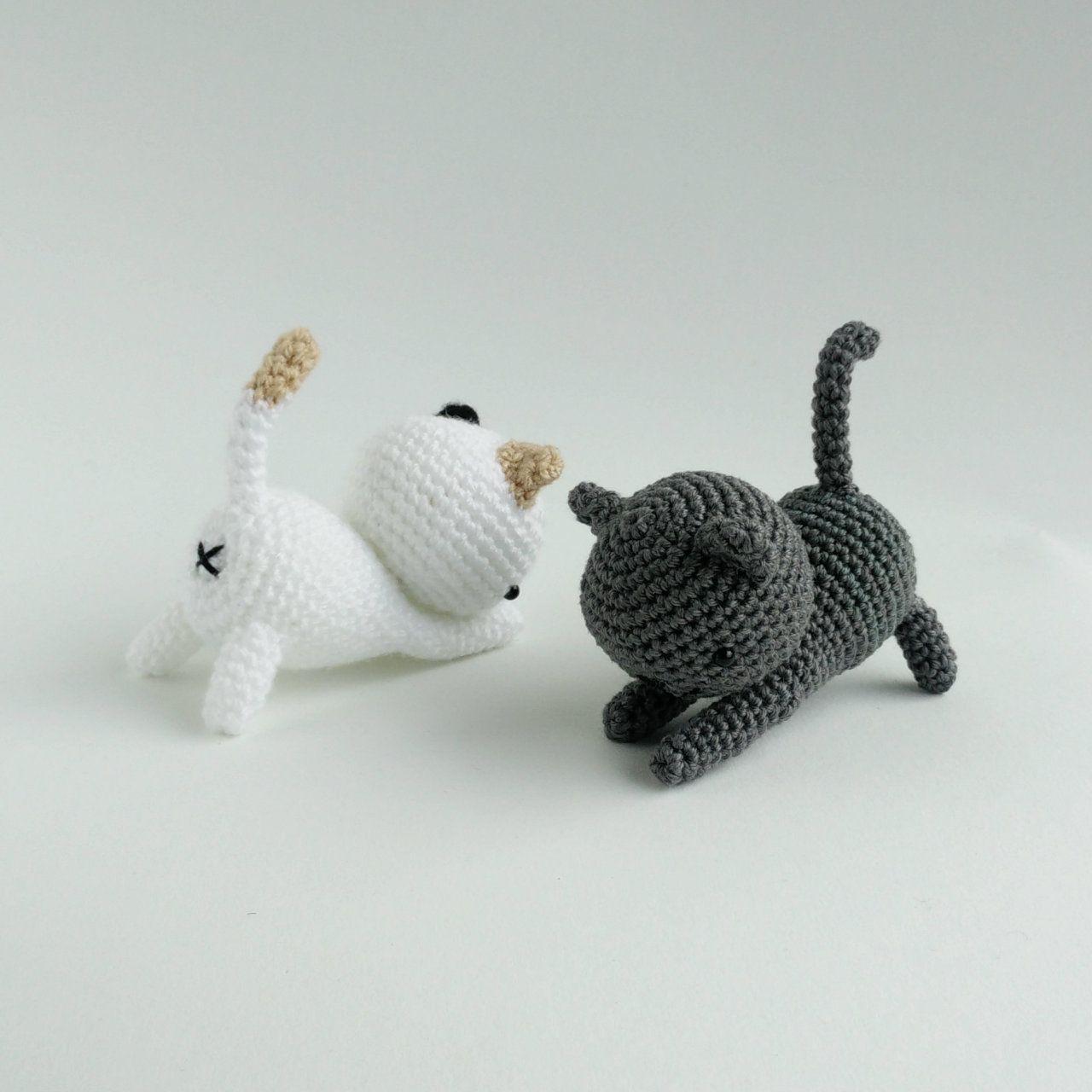 Free pattern: Neko Atsume #2 | Pinterest | Patrones amigurumi ...