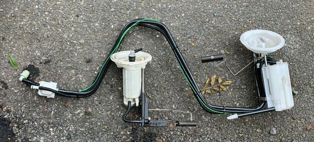 Bmw E60 E61 E63 E64 5 Series N52 In Tank Petrol Fuel Pump Sender Assemblies Bmw Bmw E60 Petrol Bmw