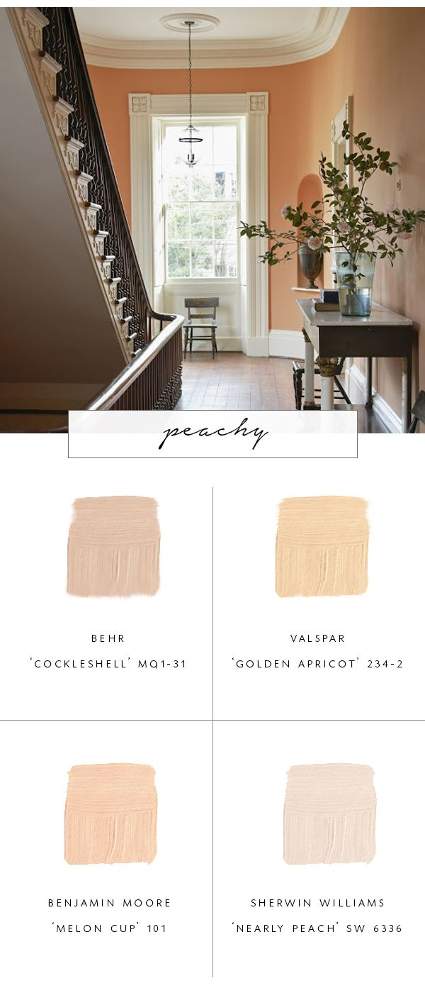 Our Favorite Paint Color Trends For Fall 2017 Trending