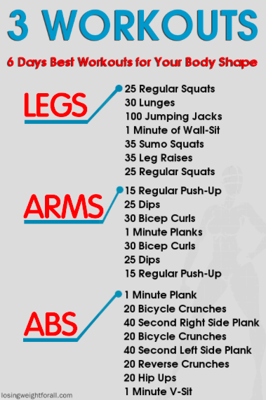 This Will Work Your Legs Arms Abs