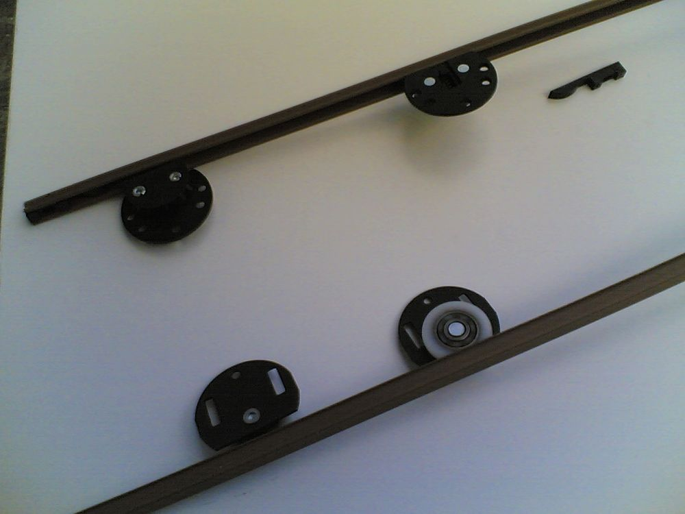 carrello per porte scorrevoli kit completo idee per la casa