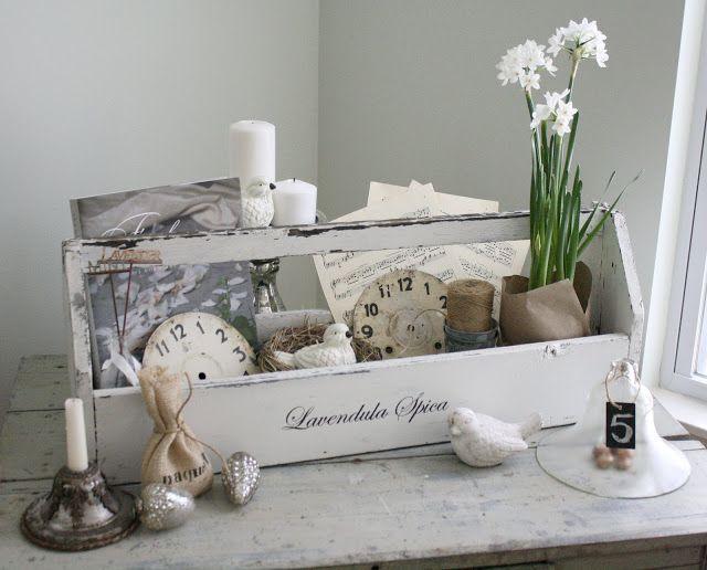 Diy Wooden Box Decorate