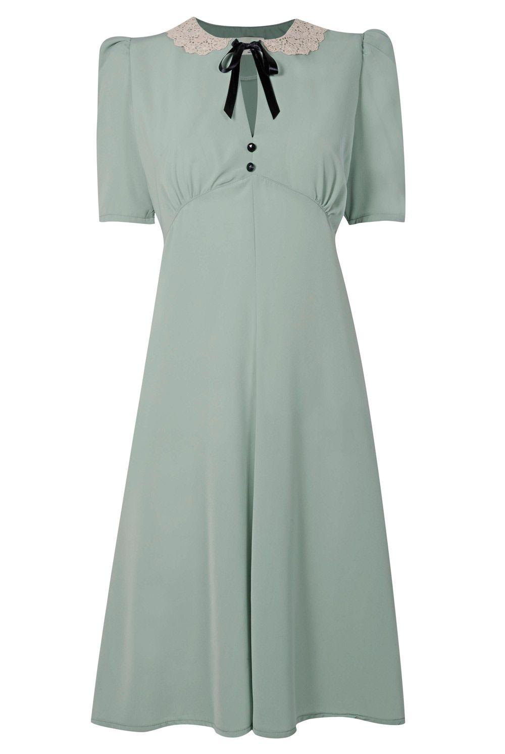 Tara Starlet 1940s 40s Style: Fashion, 1940s Fashion