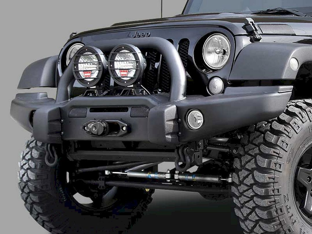 Top 9 Black Jeep Wrangler Unlimited Modifications Photos