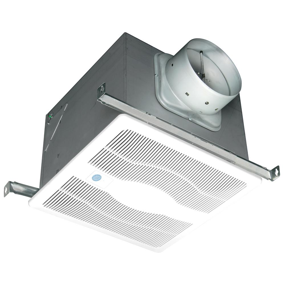 Air King White 120 Cfm Single Speed Motion And Humidity Sensing