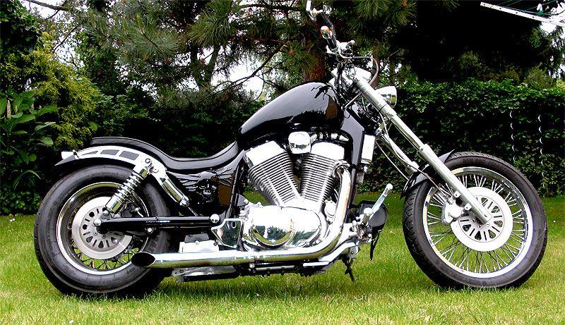 Suzuki Intruder Vs 1400 Thunderbike Umbau | Mc | Pinterest | suzuki