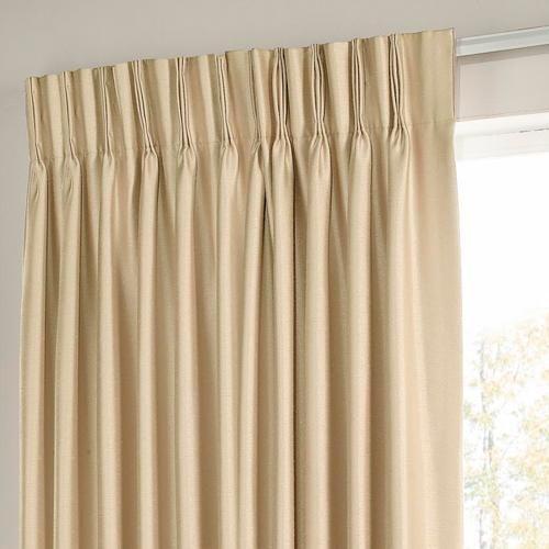 Easy Classic Pinch Pleat Draperies Window Treatments Living Room Patio Door Drapes Custom Drapes